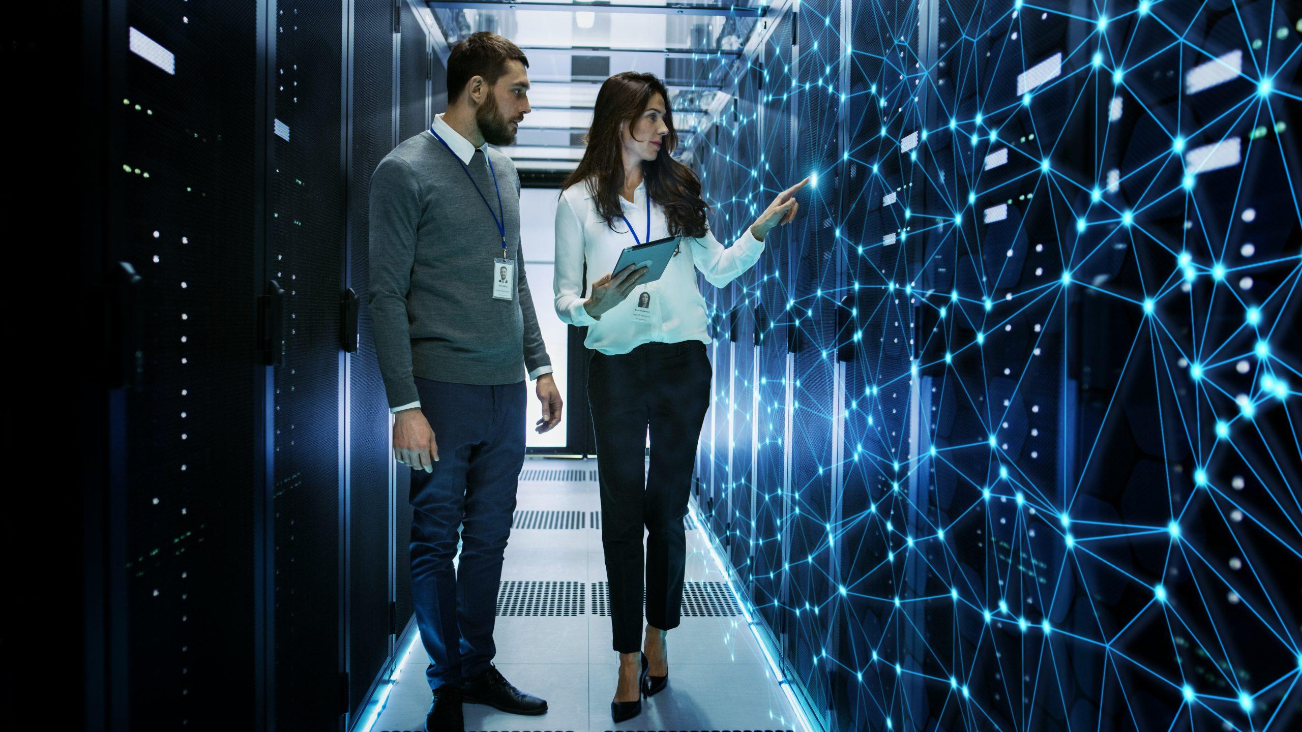 Data Center Computing require efficient power supplies